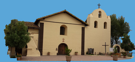 Old Mission Santa Inés
