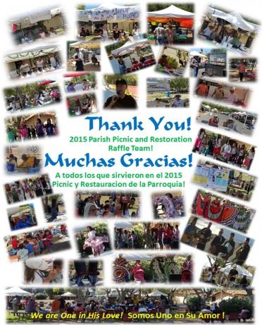 Thank You - Muchas Gracias