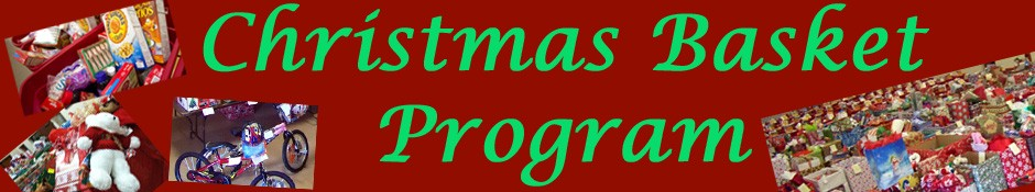 Image result for Christmas Basket Program Registration