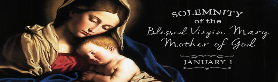 Image result for solemnity of mary mother of god