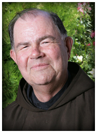 Fr  James Johnson, OFM Cap , Associate Pastor | Old Mission